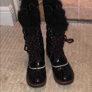 Joan of Arctic Sorel Boots, perfect shape!